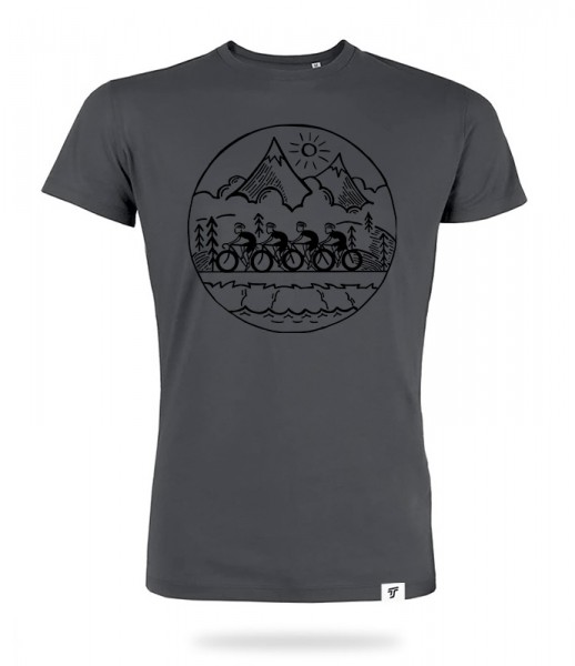 Nature Ride Shirt Jungs