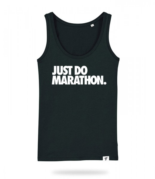 Just Do Marathon Tank Top Mädels