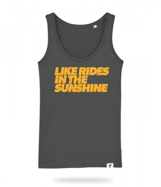 Sunshine Rides Tank Top Mädels
