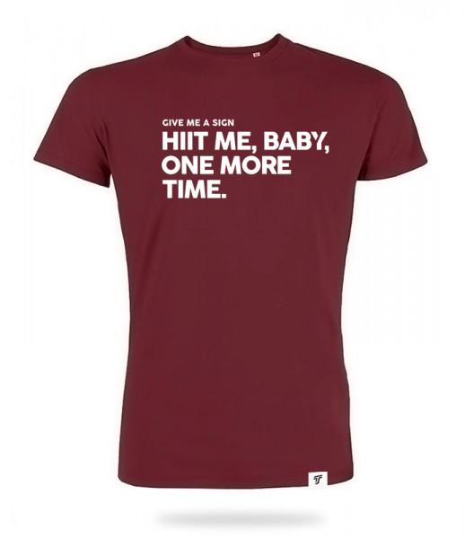 Hiit Me Shirt Jungs