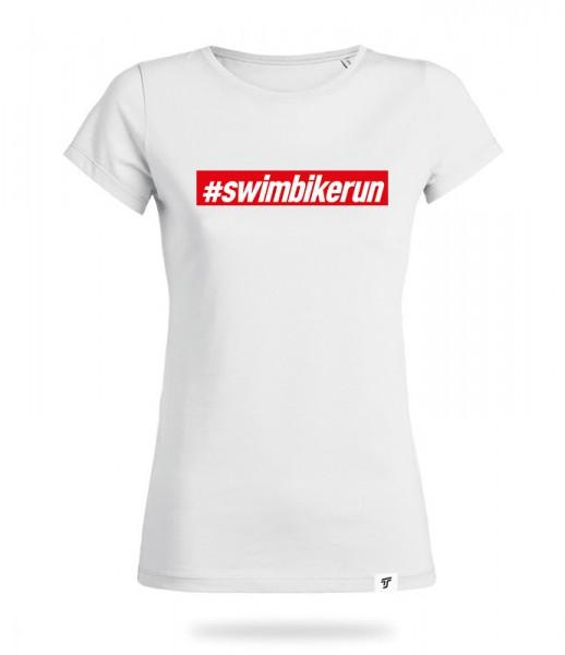Tri Hashtag Shirt Mädels