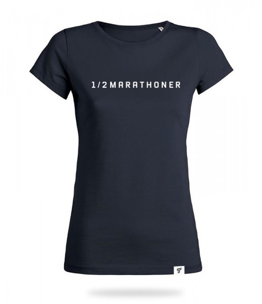 Halb Marathoner Shirt Mädels
