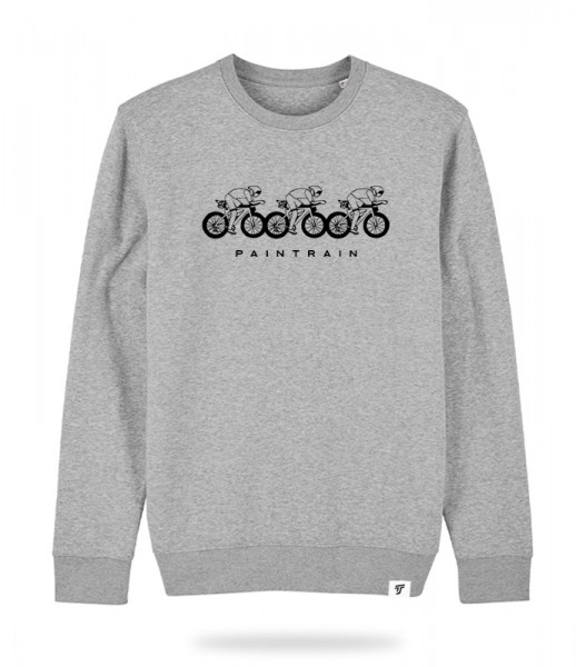 Paintrain Sweater