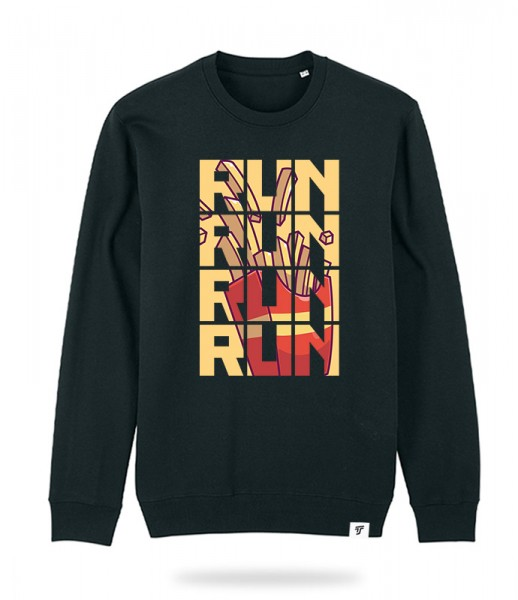 Run for Fries Sweater