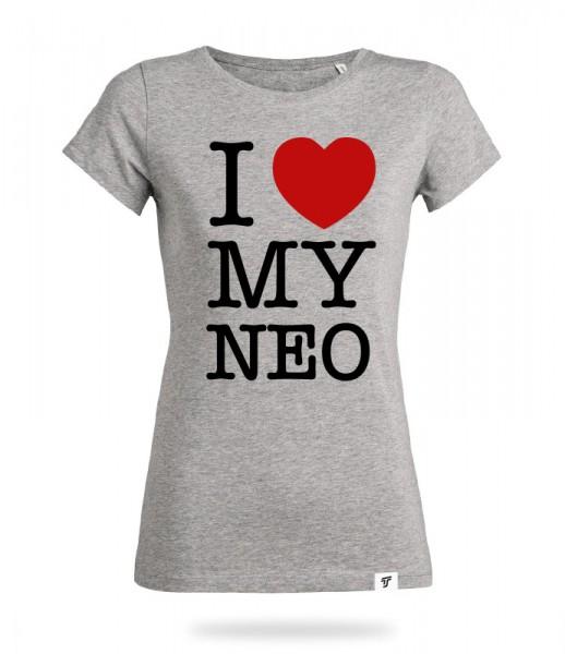 I Love my Neo Shirt Mädels