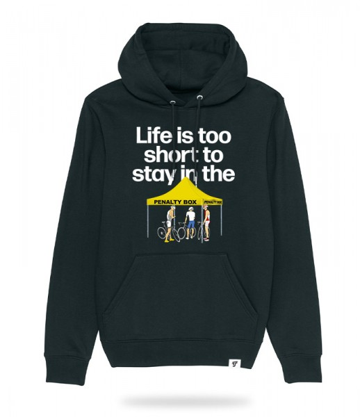 Life is too short Hoodie