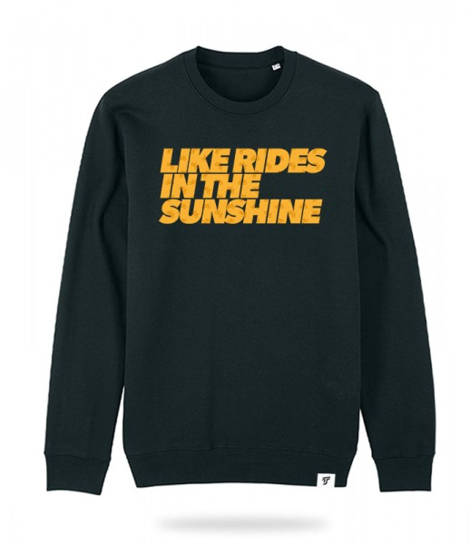 (RA) Sunshine Rides Sweater