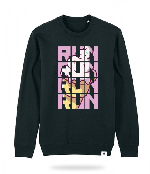 Run for Ice Cream Sweater