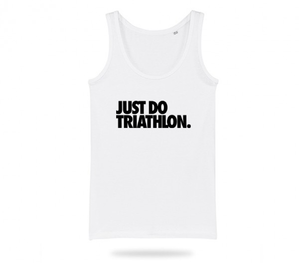 Just Do Triathlon Tank Top Mädels