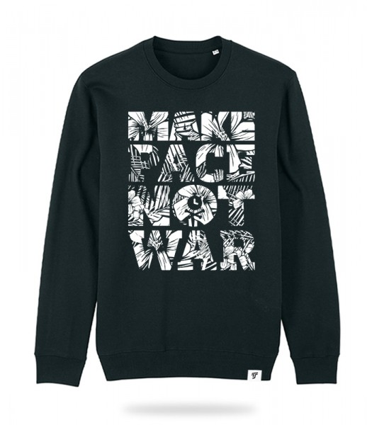 Make Pace Flower Sweater