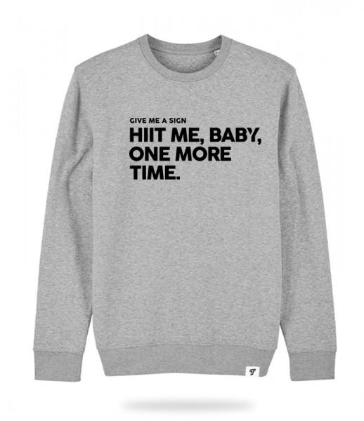 Hiit Me Sweater