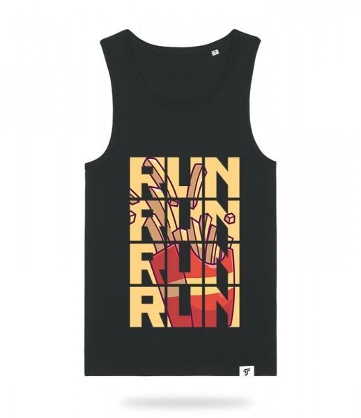 Run for Fries Tank Top Jungs