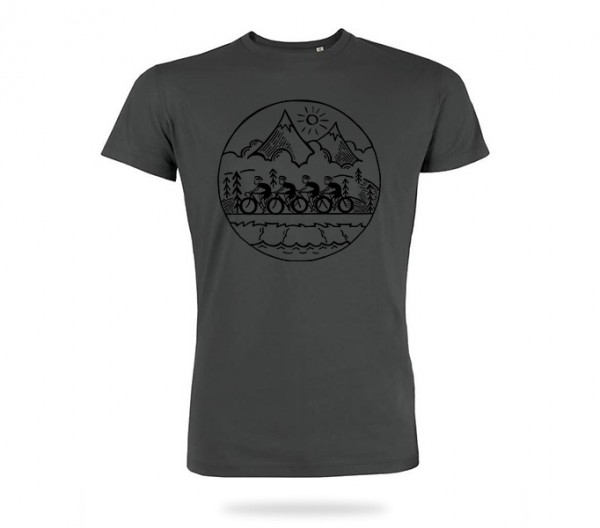 Nature Ride Shirt Jungs