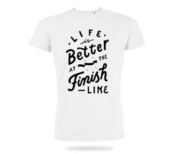 Finish Line Shirt Jungs