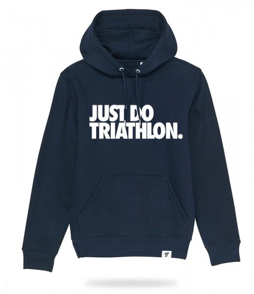 Just Do Triathlon Hoodie