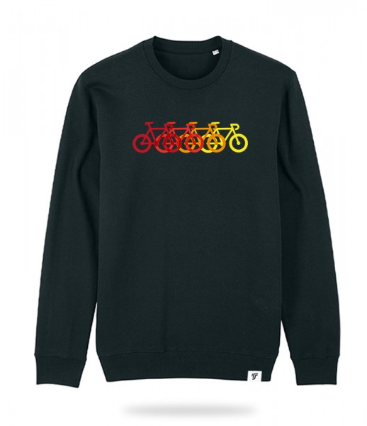 Rainbow Ride Sweater