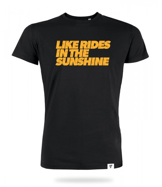 Sunshine Rides Shirt Jungs