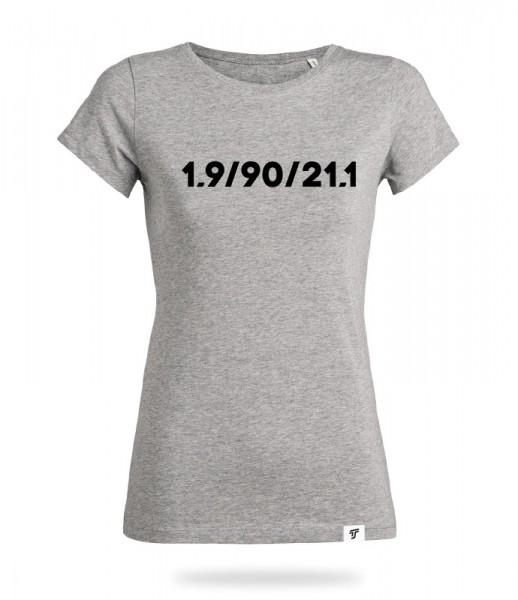 Mitteldistanz Shirt Mädels