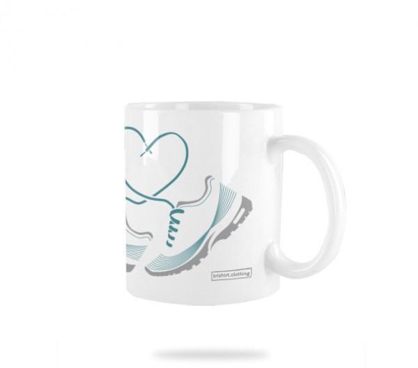 Runners Love Tasse