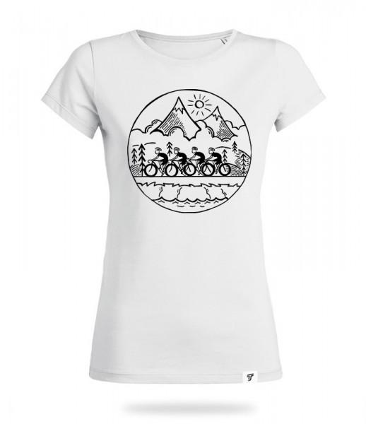Nature Ride Shirt Mädels