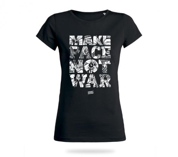 Make Pace Flower Shirt Mädels