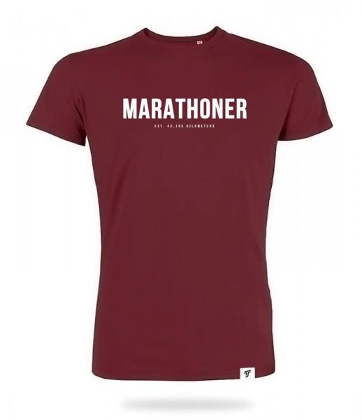 Marathoner Shirt Jungs