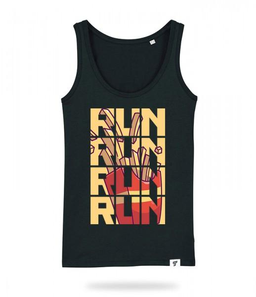Run for Fries Tank Top Mädels