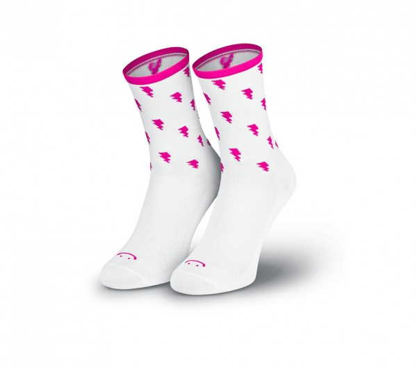 Flash Socks Pink