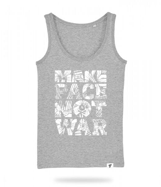 Make Pace Flower Tank Top Mädels