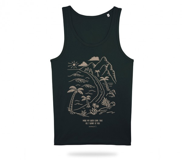 Hawaii Tank Top Mädels