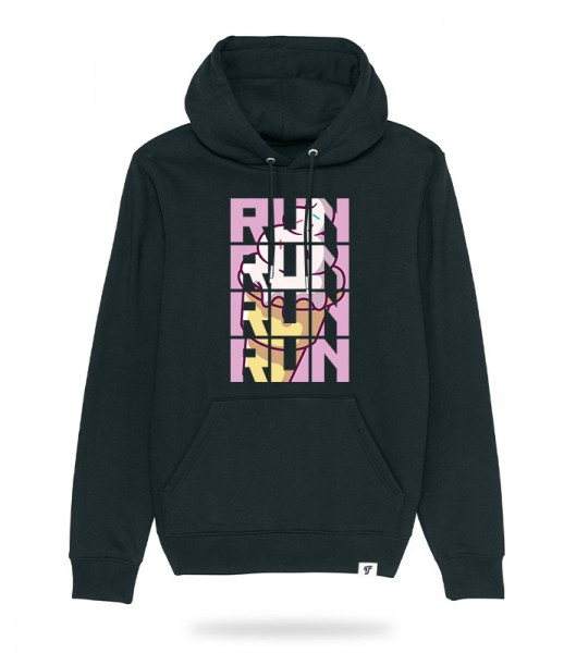 Run for Ice Cream Hoodie