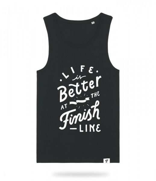 Finish Line Tank Top Jungs