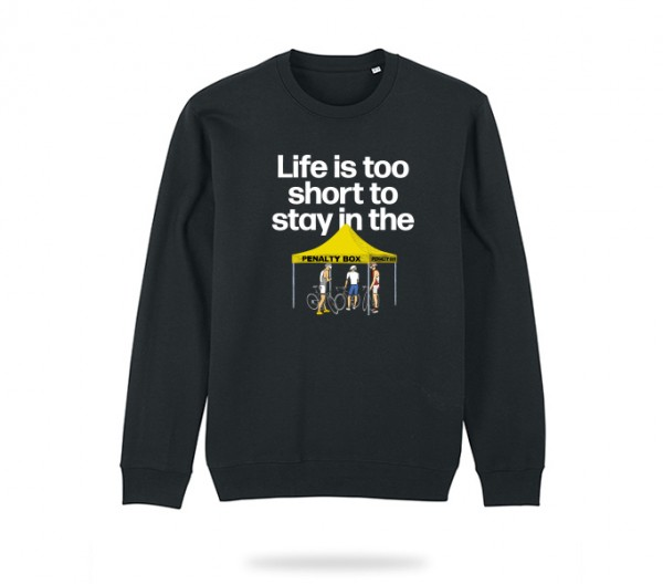 Life is too short Sweater