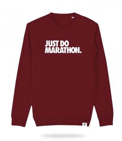 Just Do Marathon Sweater