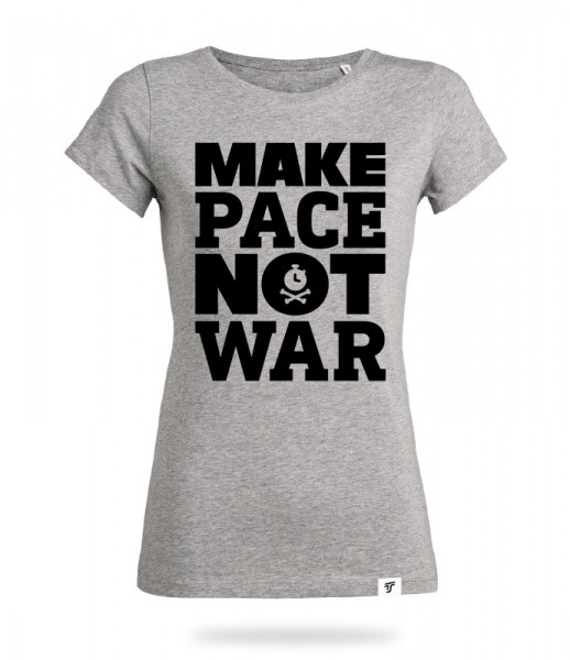 Make Pace Not War Shirt Mädels