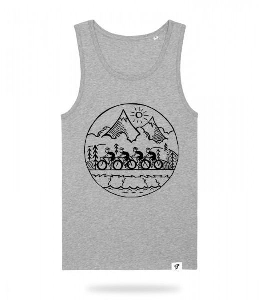 Nature Ride Tank Top Jungs