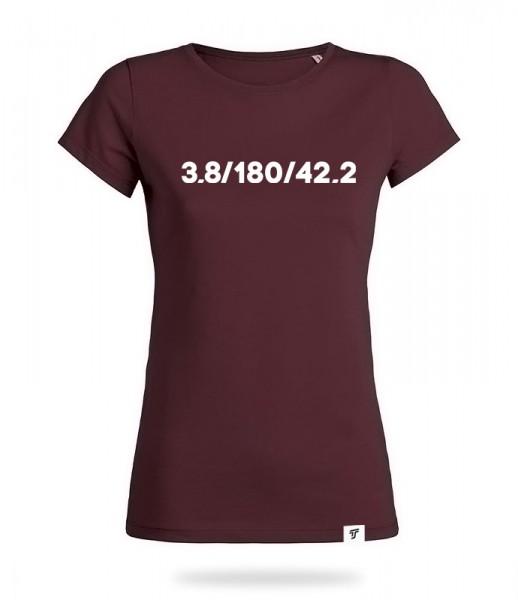 Langdistanz Shirt Mädels
