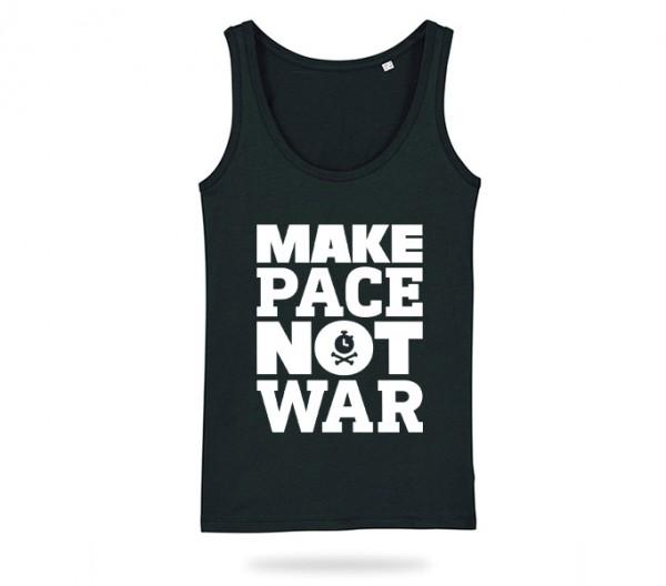Make Pace Not War Tank Top Mädels