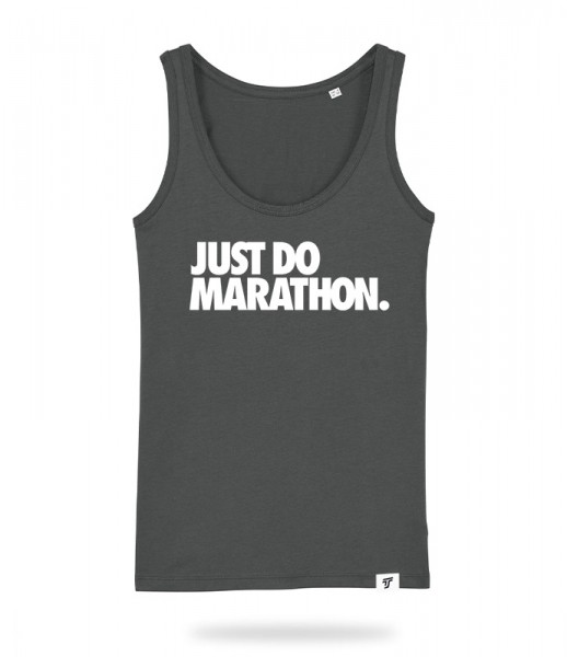 Just Do Marathon Tank Top Mädels