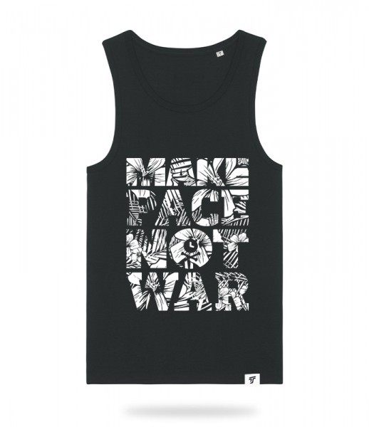 Make Pace Flower Tank Top Jungs