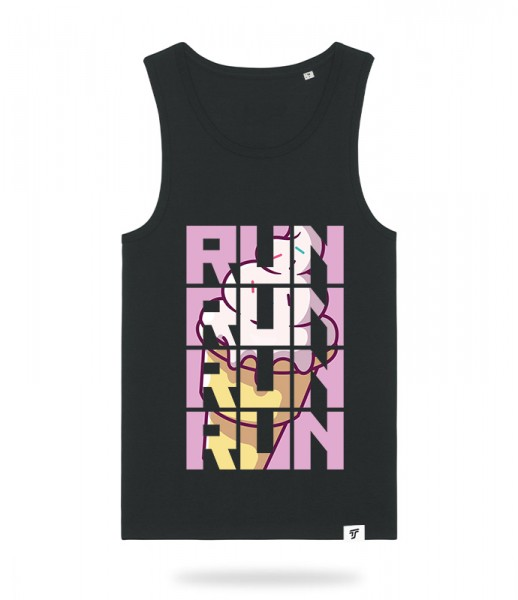 Run for Ice Cream Tank Top Jungs