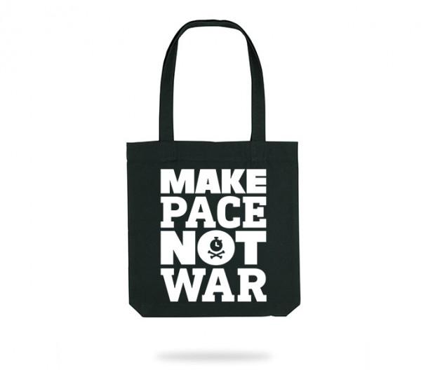 Make Pace Not War Tote Bag