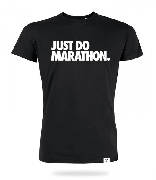 Just Do Marathon Shirt Jungs