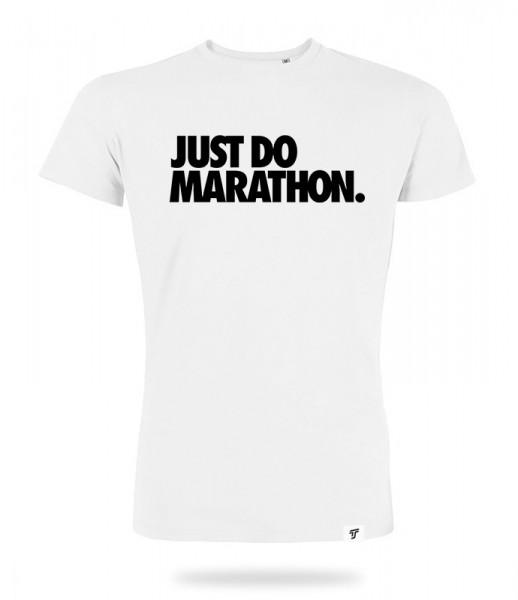 Just Do Marathon Shirt Jungs