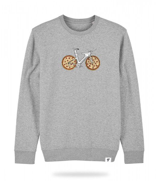 Pizza Bike Sweater