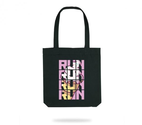 Run for Ice Cream Tote Bag
