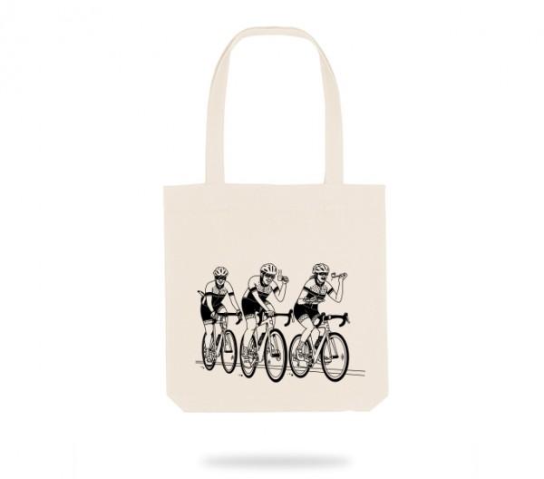 Espresso Ride Tote Bag