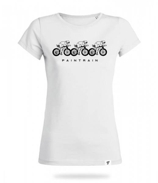 Paintrain Shirt Mädels