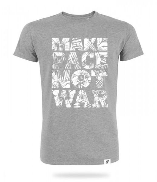 Make Pace Flower Shirt Jungs