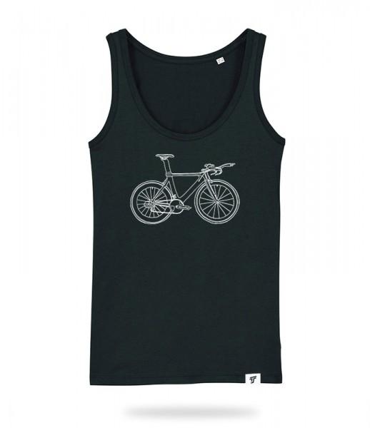 Bike Tank Top Mädels